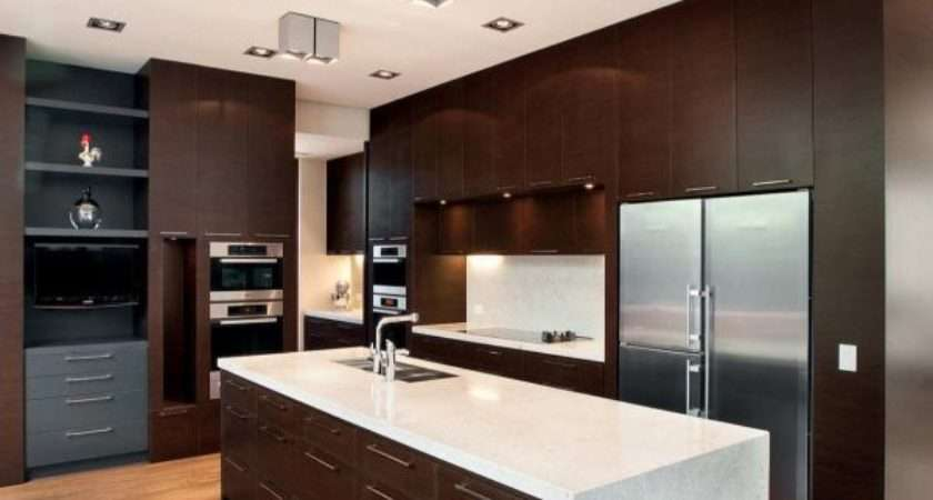 Soren Lie Modern Kitchen Design Ideas