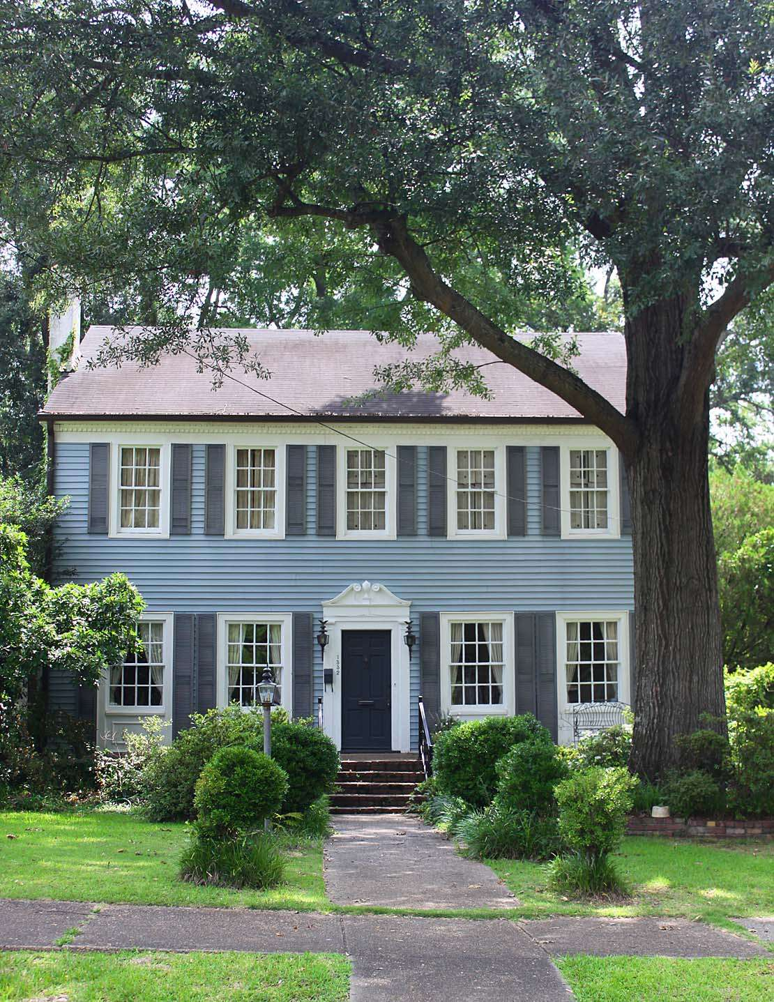Southern Lagniappe Curb Appeal Doors