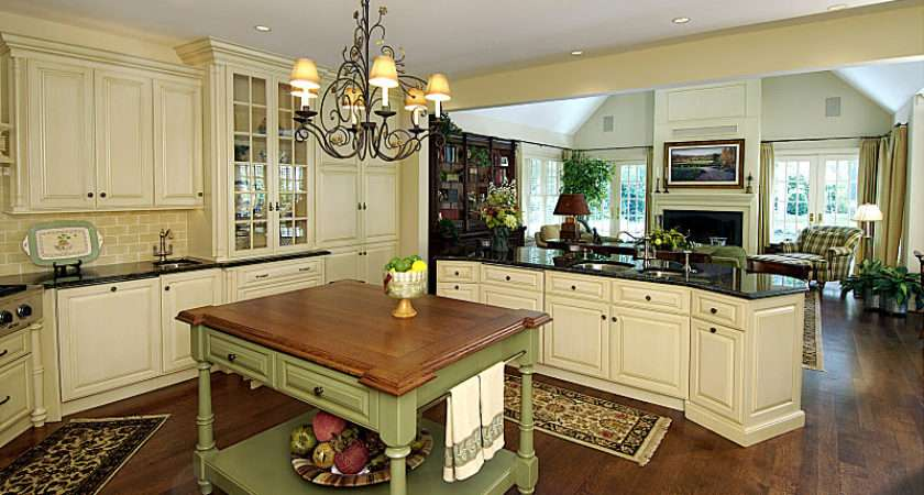 Southern Living Dining Room English Country Kitchen