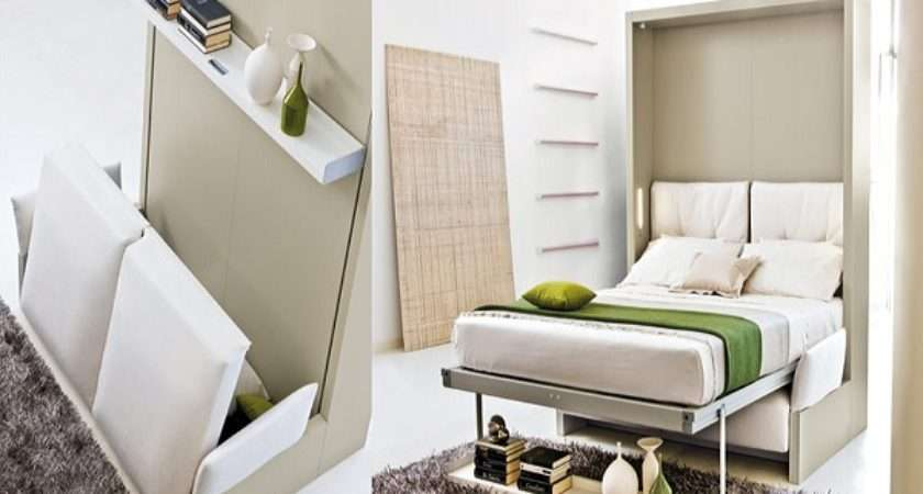Space Saving Bed Nuovoliola Icreatived