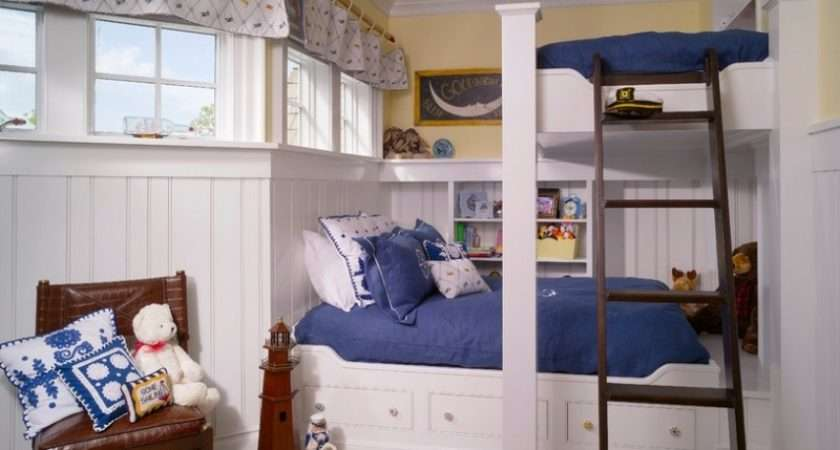 Space Saving Built Kids Beds Ideas Kidsomania