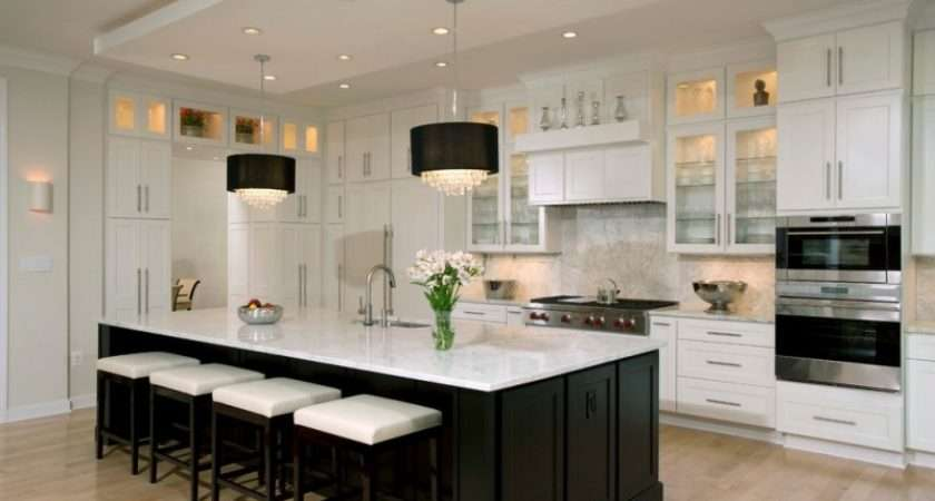 Spectacular Black White Kitchen Ideas Can Apply