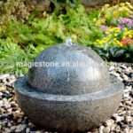 Sphere Fountain Fengshui Ball Rolling Water