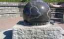 Sphere Fountain Floating Ball Granite Fountains