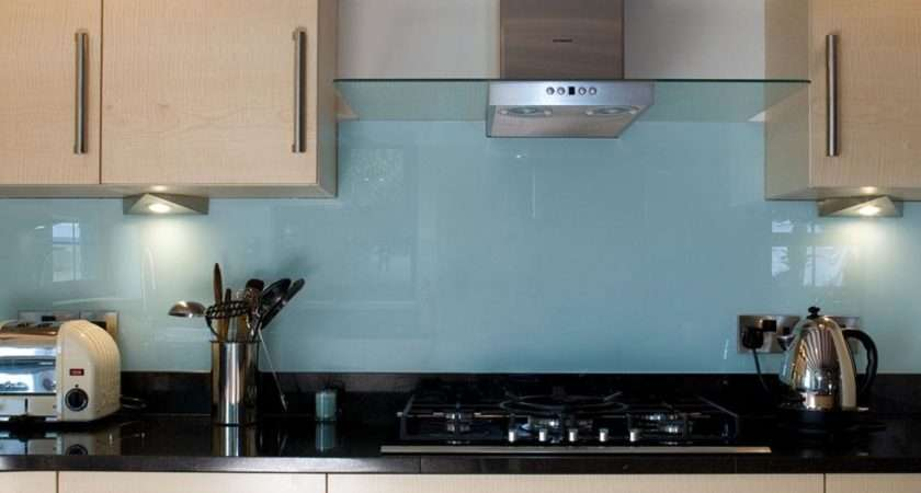 Splashbacks Designed Made Specifically Fit Kitchen