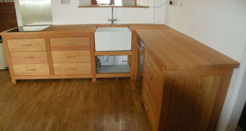 Squirrel Brand Joinery Standing Kitchen Units