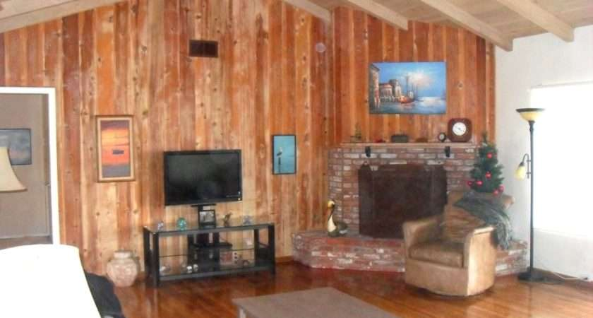 Stained Wood Paneling Painting Ideas Room Pinterest