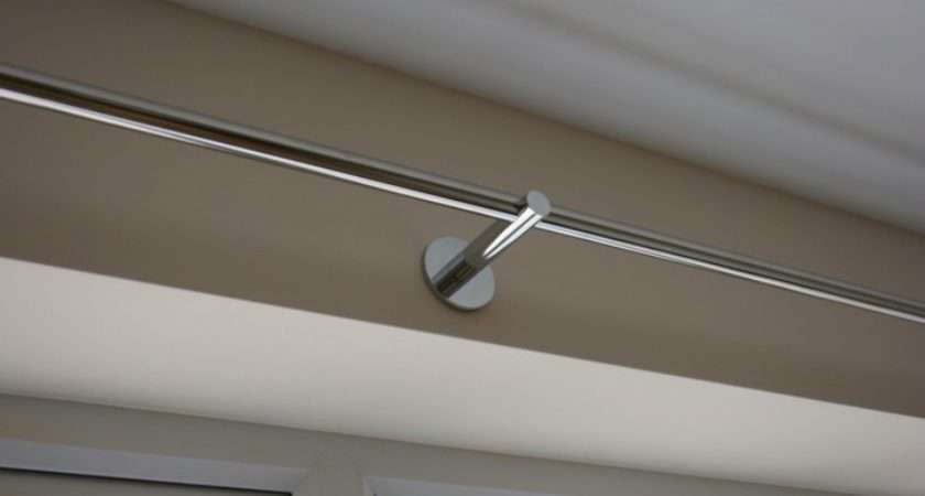 Stainless Curtain Poles Curtains Design Ideas