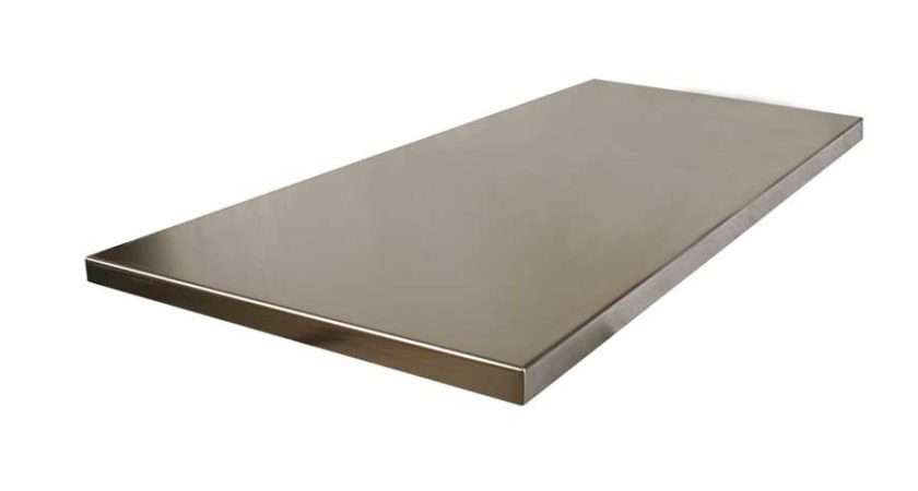 Stainless Steel Table Top Ergosource