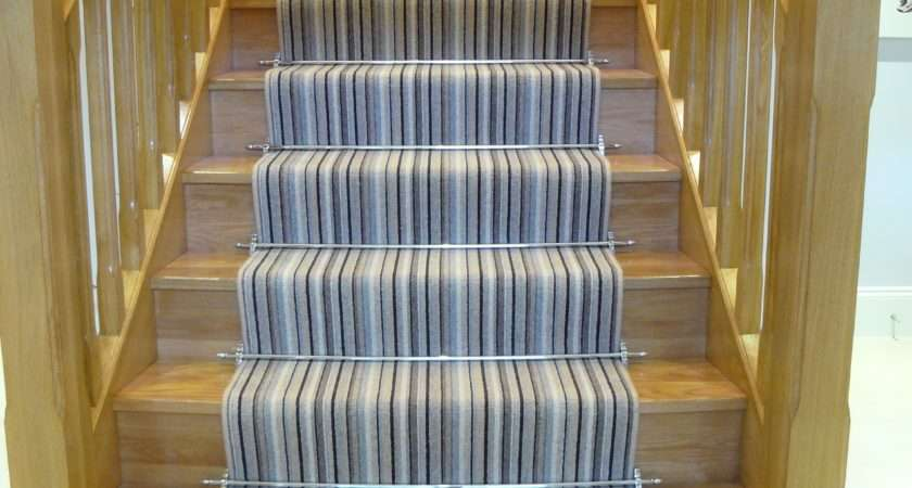 Stair Runners Finishing Touch Carpet Overlocking