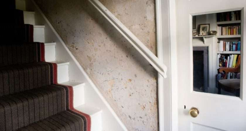 Staircase Walnuts Farm Roger Oates Stowe Beaver Stair Runner