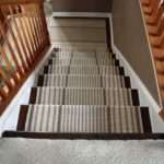 Stairs Oriental Carpet Runners Striped