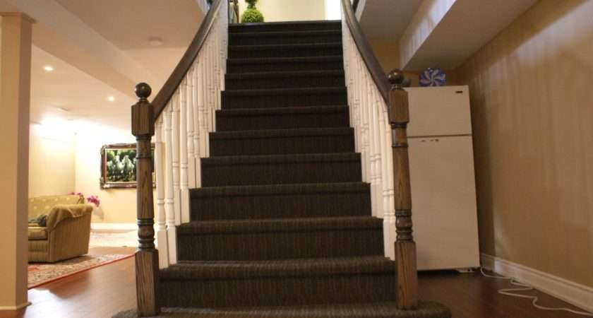 Stairs Too Can Successfully Carpeted Fitted Carpet