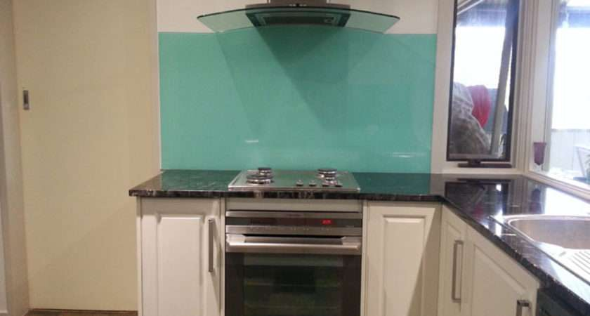 Standard Colours Adelaide Kitchen Glass Splashbacks