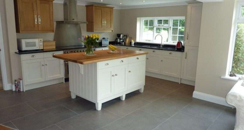 Standing Kitchen Cabinets Flexible Kitchens