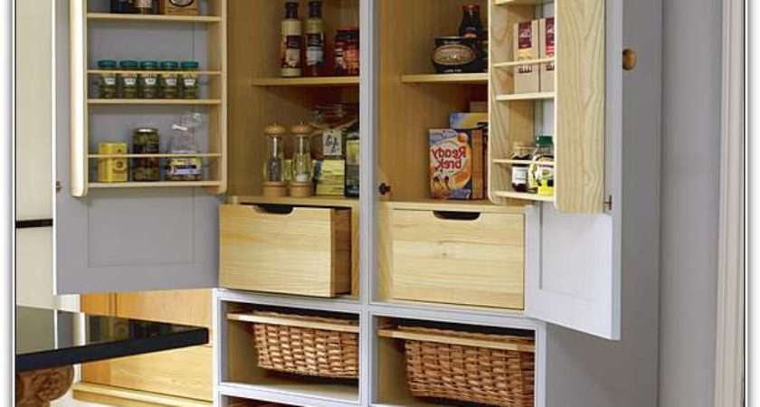 Standing Kitchen Shelving Units Home Design Ideas