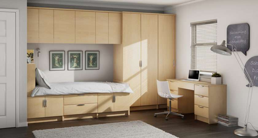 Starplan Bedrooms Fitted Childrens