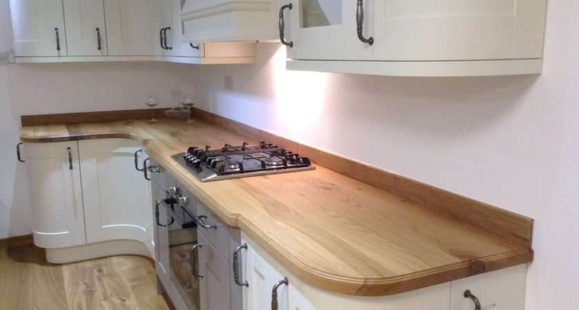 Stave Rustic Solid Oak Worktop Staves
