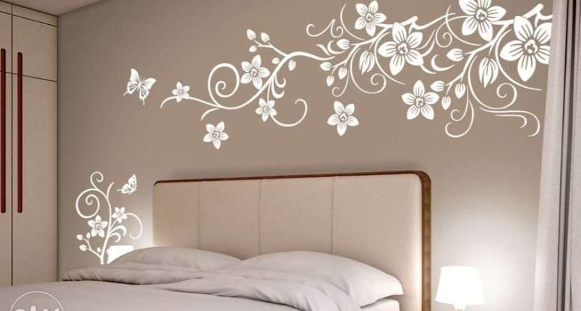 Stencils Painting Walls Wall Border Lahore