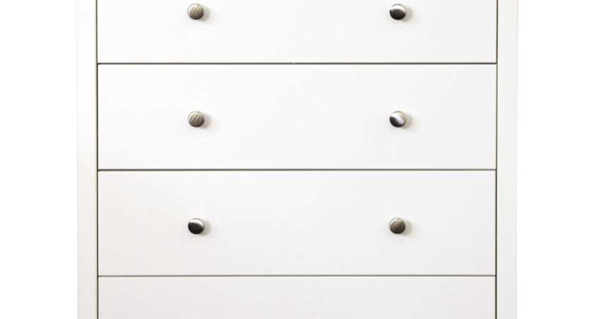 Stockholm Drawer Chest White Simply Furniture
