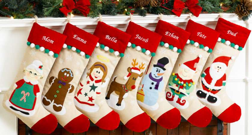 Stocking Unique Christmas Stockings Choose Your