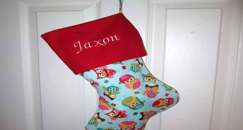 Stockings Decoration Ideas Inexpensive Christmas