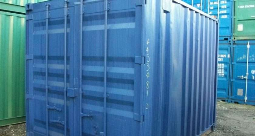 Storage Containers Steel Container