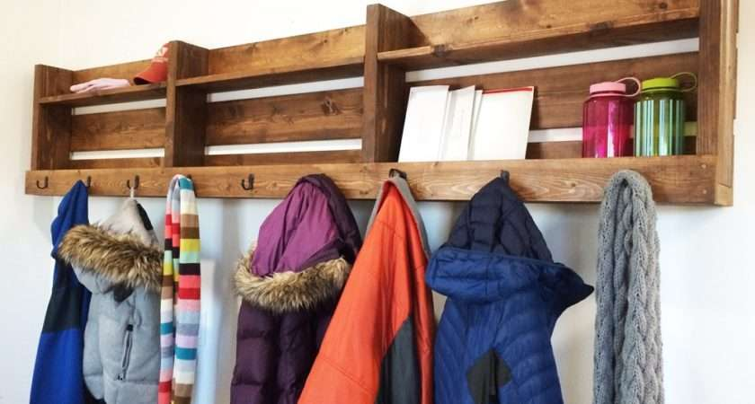Storage Ideas Small Spaces Creative Ways Store Hats Gloves
