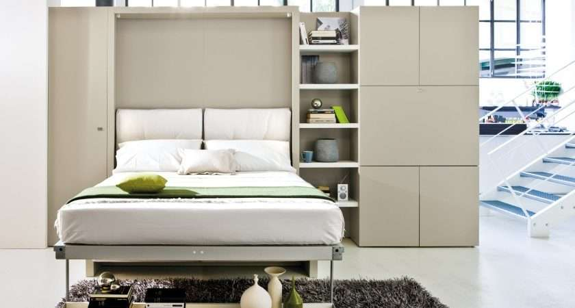 Storage Solutions Small Bedrooms Design