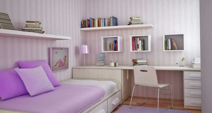 Storage Solutions Small Bedrooms Simply Organized