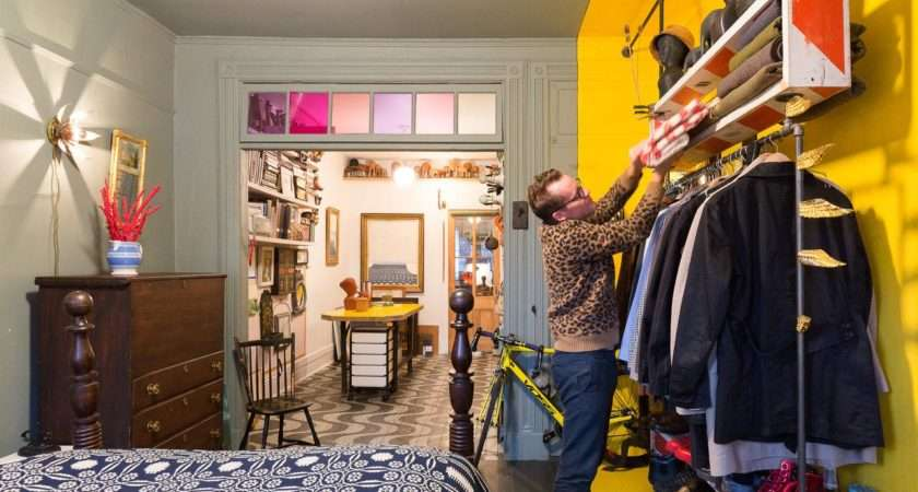 Storage Solutions Small Spaces New Yorkers Standard