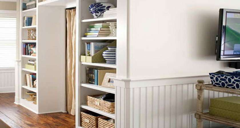 Storage Solutions Small Spaces