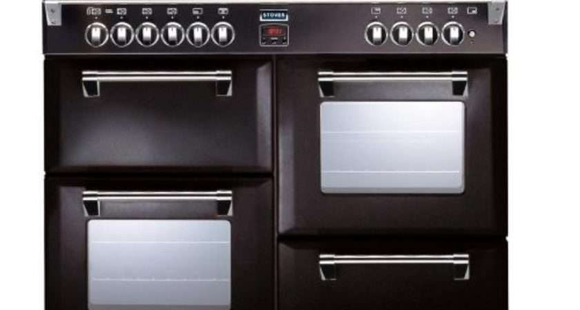 Stoves Richmond Dftb Cooker Standing Gas Cookers