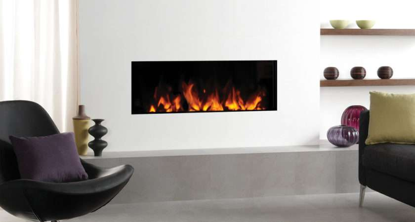 Studio Electric Inset Fires Gazco