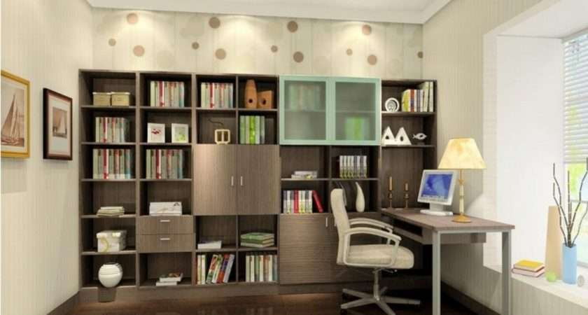 Study Room Decorating Ideas Wood Flooring House