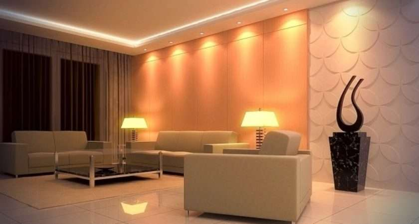 Stunning False Ceiling Led Lights Wall Lighting