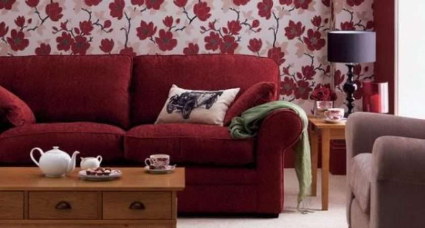 Stunning Red Designs Living Room Your
