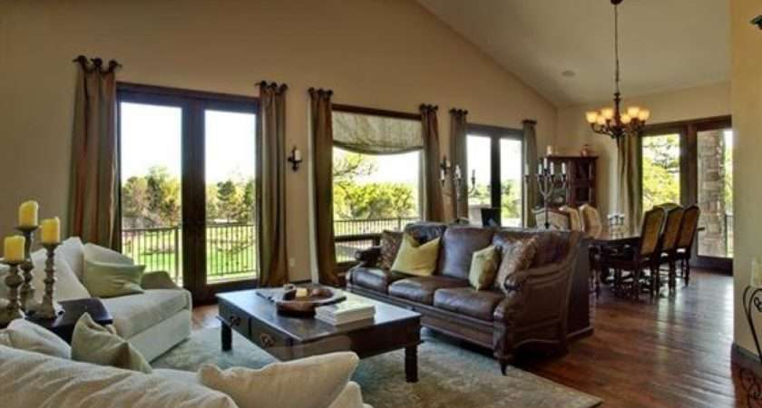 Style Country Module Homes Pics Design Living Room