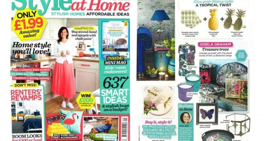 Style Home Press Coverage September