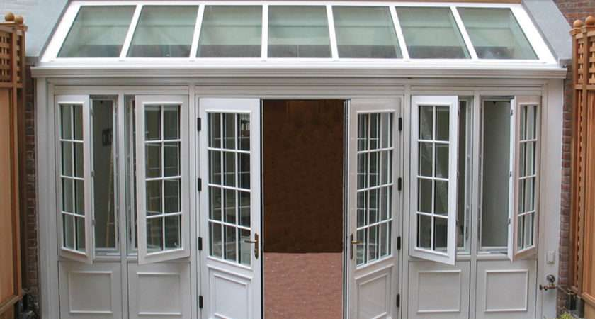 Styled Conservatory Solar Innovations Inc Tilt Turn Windows