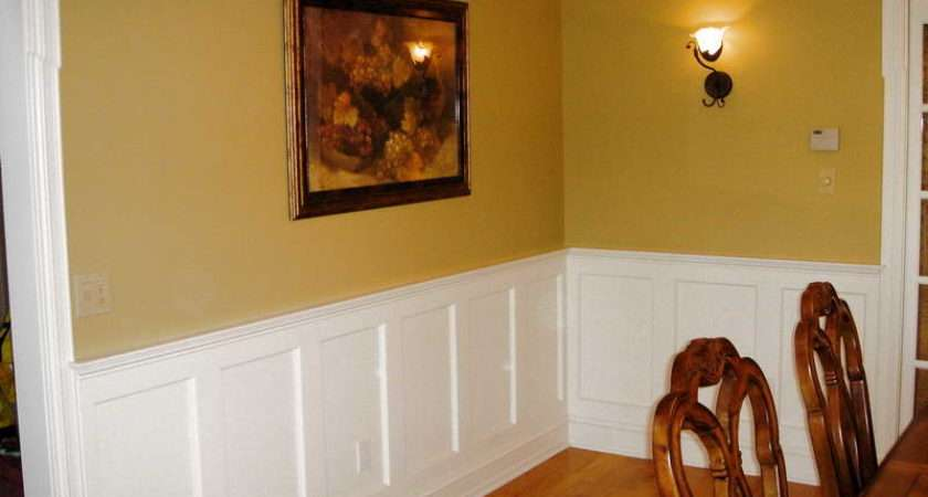 Styles Enhance Look Your Room Wainscoting Wall