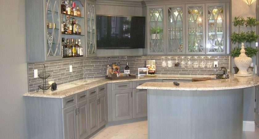 Stylish Cool Gray Kitchen Cabinets Your Home