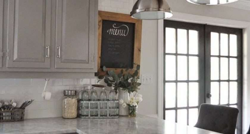 Stylish Grey Kitchen Cabinets Get Inspiration