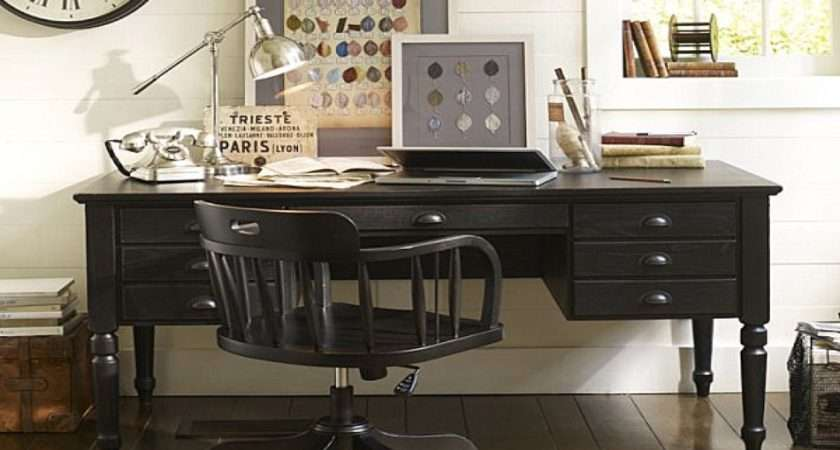 Stylish Office Chairs Home Vintage Style Desk