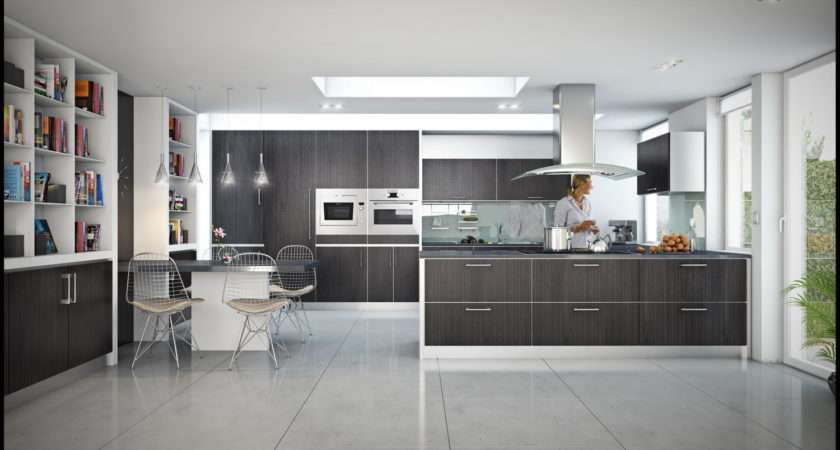 Stylish Unique Modern Kitchen Idea Themescompany