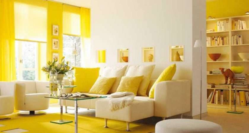 Suitable Colours Living Room