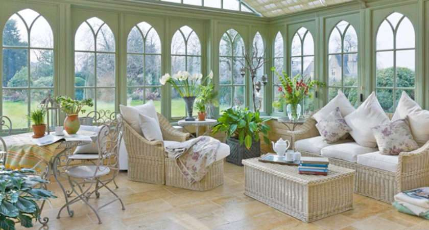 Summer Decorating Ideas Your New Conservatory