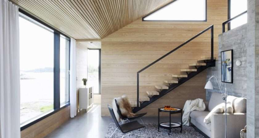 Summer Home Designed Filter Architects Love Timber