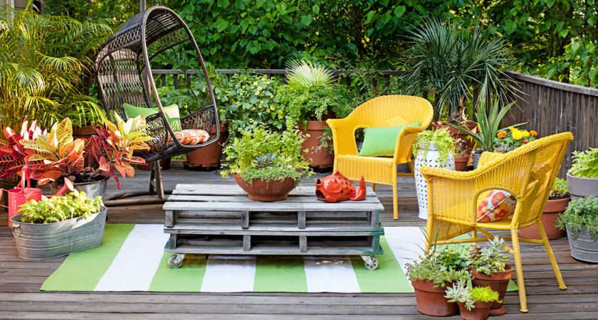 Summer Outdoor Decorating Ideas Home Design