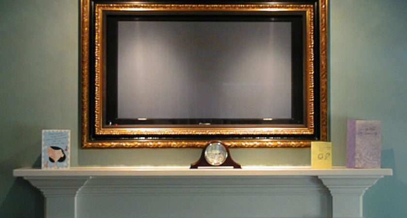 Super Cool Wall Mounted Frames Ideas